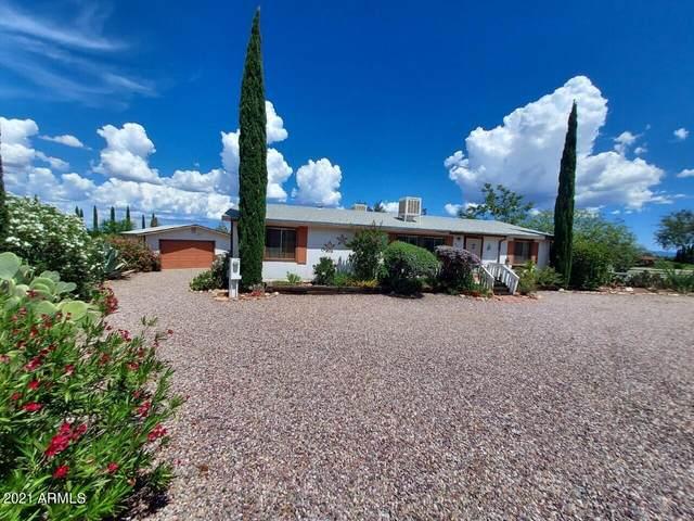 5307 E Corral Drive, Hereford, AZ 85615 (MLS #6284954) :: The Dobbins Team
