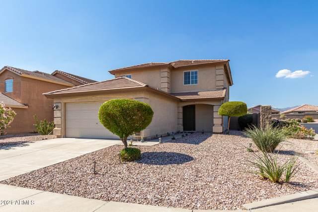22562 W Lasso Lane, Buckeye, AZ 85326 (MLS #6284955) :: Yost Realty Group at RE/MAX Casa Grande