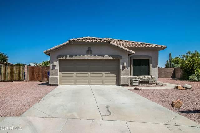 15533 N 159TH Court, Surprise, AZ 85374 (MLS #6284995) :: Klaus Team Real Estate Solutions