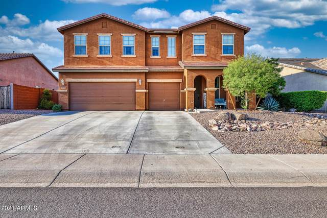 18340 W Purdue Avenue, Waddell, AZ 85355 (MLS #6284997) :: The Riddle Group