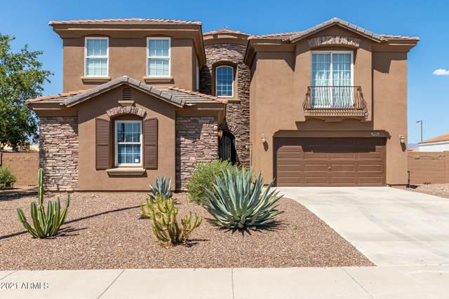 30052 W Avalon Drive, Buckeye, AZ 85396 (MLS #6285073) :: Executive Realty Advisors