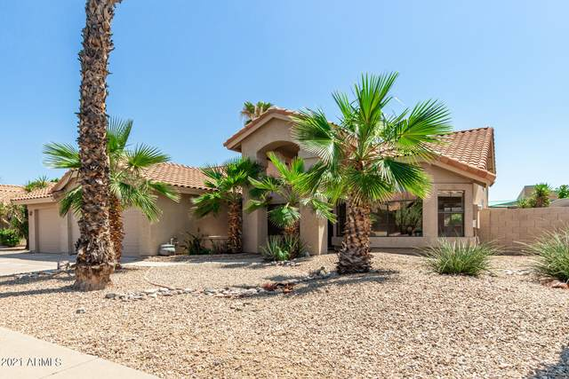 5335 E Grovers Avenue, Scottsdale, AZ 85254 (MLS #6285080) :: Elite Home Advisors