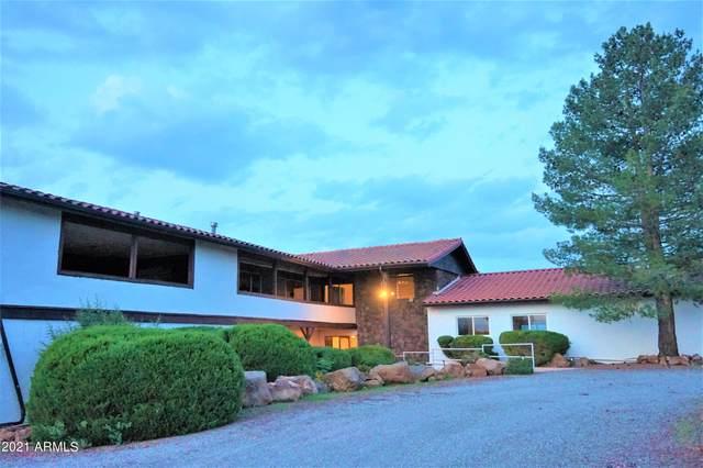 2382 N Jones Paseo, Douglas, AZ 85607 (MLS #6285101) :: Yost Realty Group at RE/MAX Casa Grande