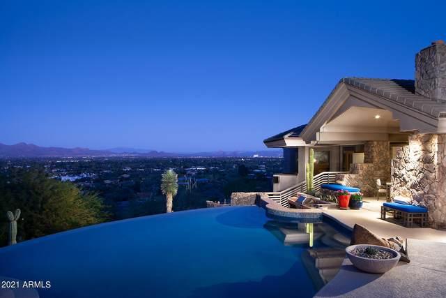 8060 N Mummy Mountain Road, Paradise Valley, AZ 85253 (MLS #6285105) :: Elite Home Advisors