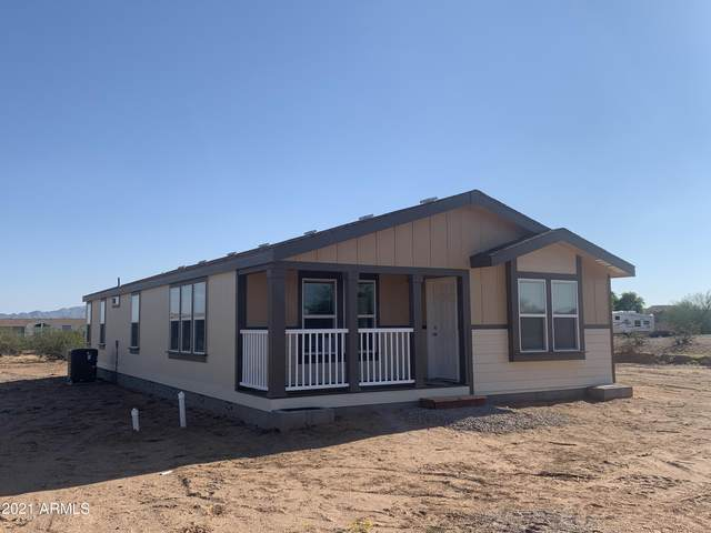 20730 W Duane Lane, Wittmann, AZ 85361 (MLS #6285126) :: Long Realty West Valley