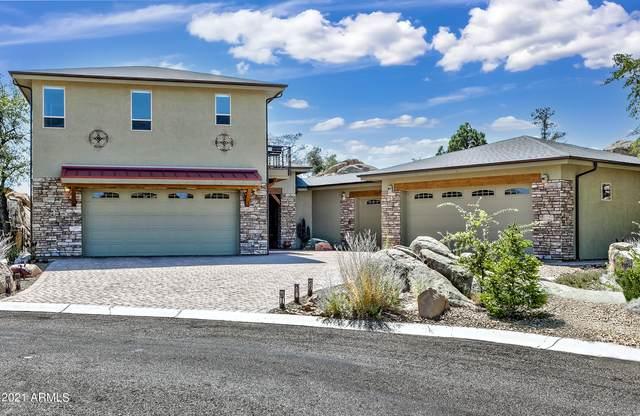 1343 Boulder Glen, Prescott, AZ 86305 (MLS #6285143) :: Elite Home Advisors