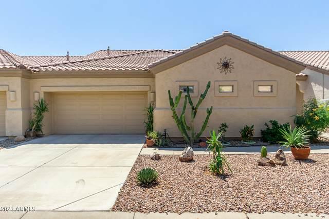 1581 E Brenda Drive, Casa Grande, AZ 85122 (MLS #6285168) :: Executive Realty Advisors