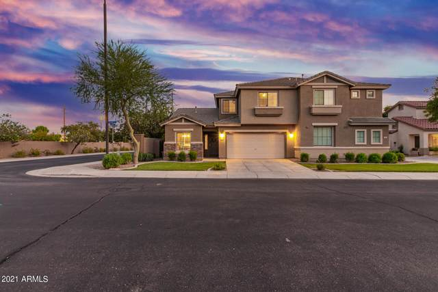 1575 E Elgin Street, Gilbert, AZ 85295 (MLS #6285170) :: Openshaw Real Estate Group in partnership with The Jesse Herfel Real Estate Group