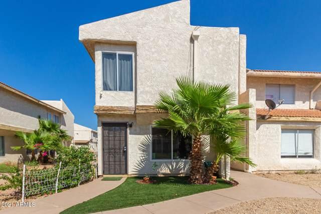 3840 N 43RD Avenue #31, Phoenix, AZ 85031 (MLS #6285191) :: Klaus Team Real Estate Solutions
