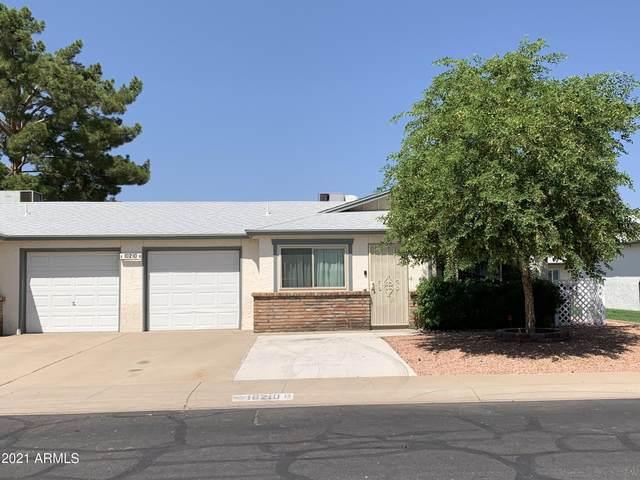10210 N 96TH Avenue B, Peoria, AZ 85345 (MLS #6285222) :: Executive Realty Advisors