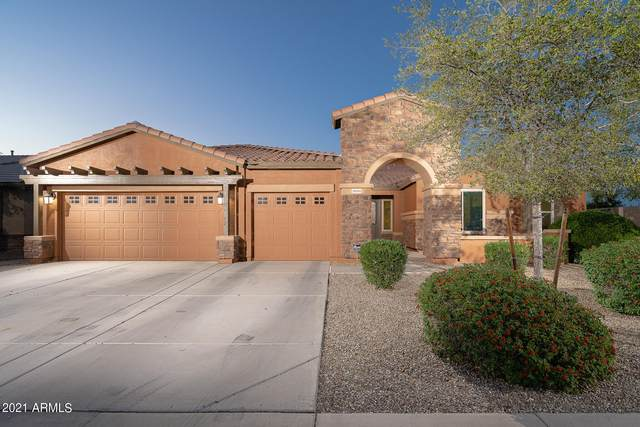 16164 W Cocopah Street, Goodyear, AZ 85338 (MLS #6285231) :: Executive Realty Advisors