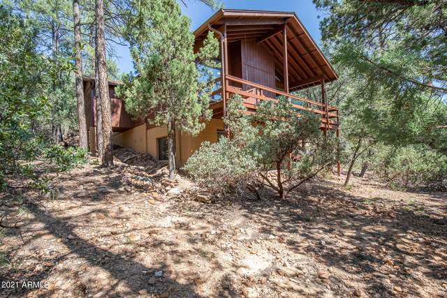 5963 W Spring Trail, Pine, AZ 85544 (MLS #6285235) :: Elite Home Advisors