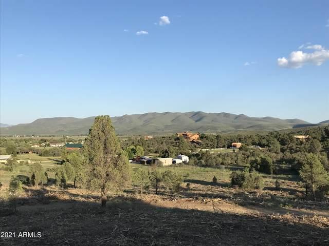 17255 W Legacy Lane, Peeples Valley, AZ 86332 (MLS #6285273) :: Fred Delgado Real Estate Group