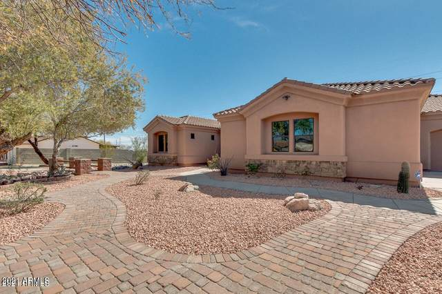 23143 W Watkins Street, Buckeye, AZ 85326 (MLS #6285278) :: Executive Realty Advisors