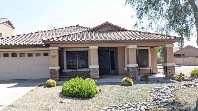 29043 N Calcite Way, San Tan Valley, AZ 85143 (MLS #6285294) :: The Dobbins Team