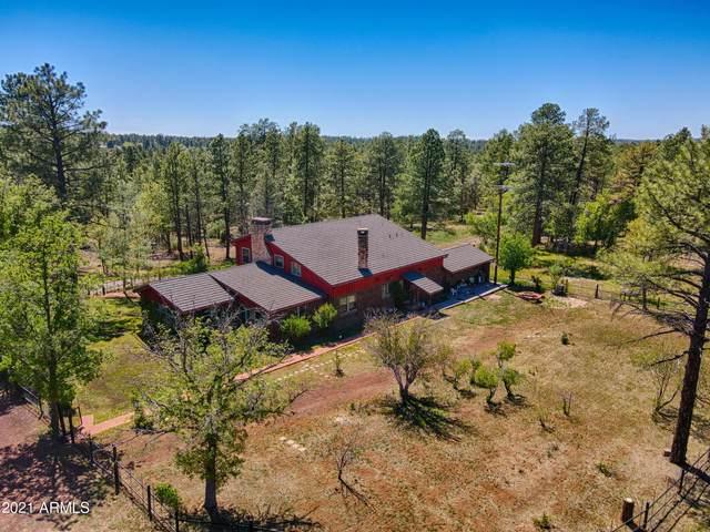 4018 Az-260 Road, Lakeside, AZ 85929 (MLS #6285306) :: Elite Home Advisors