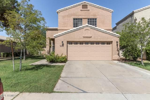 1221 N Pebble Beach Drive, Gilbert, AZ 85234 (MLS #6285307) :: Klaus Team Real Estate Solutions