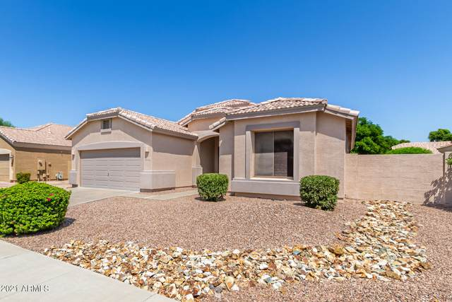 1544 E Aloe Place, Chandler, AZ 85286 (MLS #6285350) :: Klaus Team Real Estate Solutions