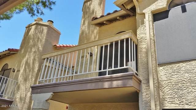 11011 N 92ND Street #2153, Scottsdale, AZ 85260 (MLS #6285357) :: The Riddle Group