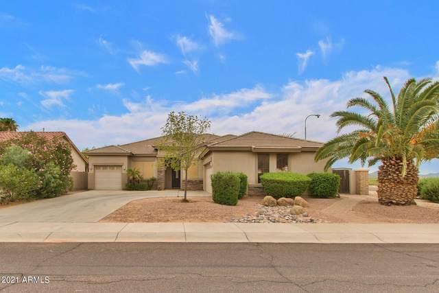 6993 S Roger Way, Chandler, AZ 85249 (MLS #6285382) :: Elite Home Advisors