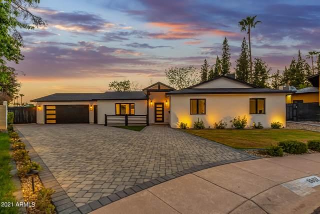 8607 E Angus Drive, Scottsdale, AZ 85251 (MLS #6285391) :: Yost Realty Group at RE/MAX Casa Grande