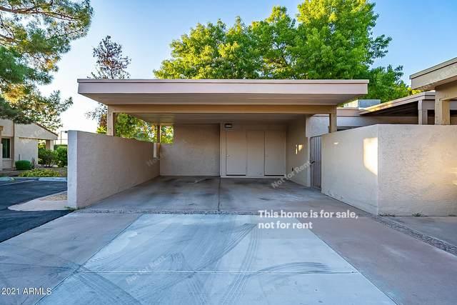 6350 N 78TH Street #258, Scottsdale, AZ 85250 (MLS #6285398) :: Executive Realty Advisors