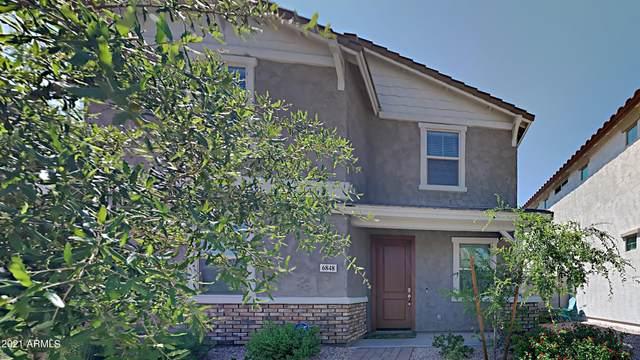 6848 E Butte Street, Mesa, AZ 85207 (MLS #6285429) :: The Ellens Team