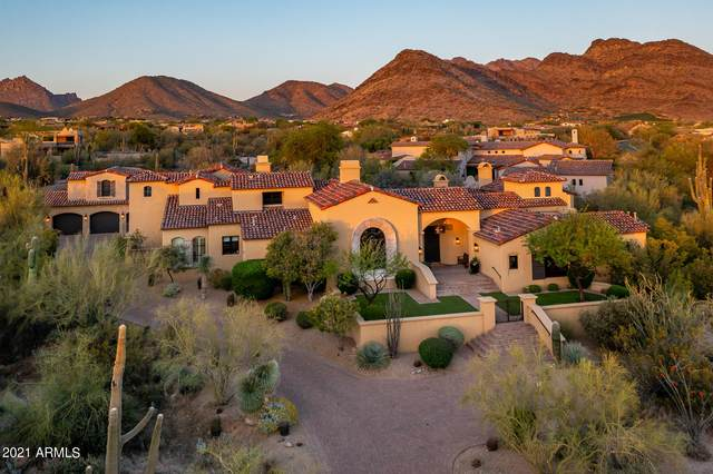 9290 E Thompson Peak Parkway #473, Scottsdale, AZ 85255 (MLS #6285436) :: Elite Home Advisors