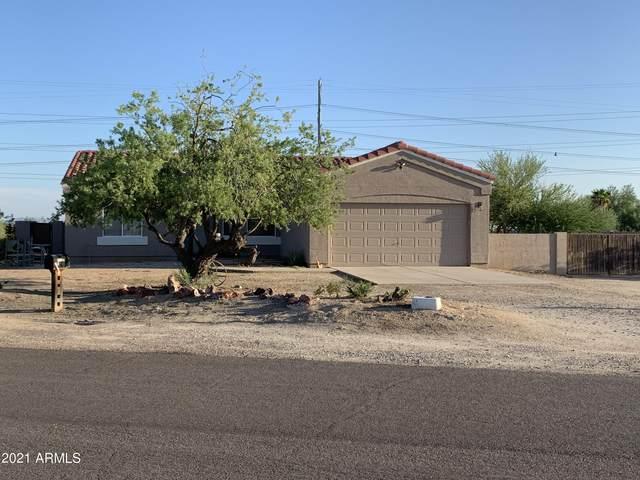 23027 W Hammond Lane, Buckeye, AZ 85326 (MLS #6285476) :: Executive Realty Advisors
