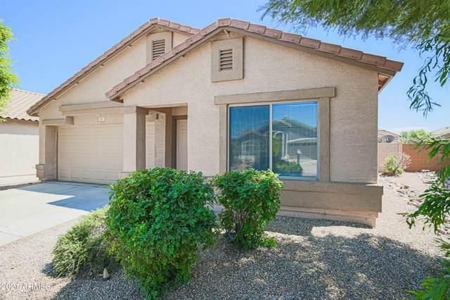 21 W Canyon Rock Road, San Tan Valley, AZ 85143 (MLS #6285522) :: Elite Home Advisors