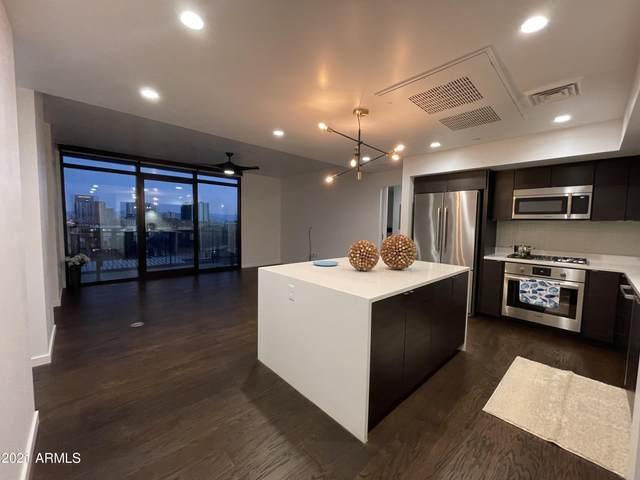 200 W Portland Street #813, Phoenix, AZ 85003 (MLS #6285537) :: Jonny West Real Estate