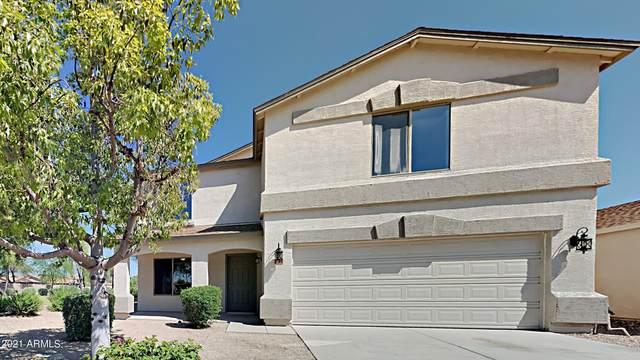 1196 E Renegade Trail, San Tan Valley, AZ 85143 (MLS #6285554) :: Yost Realty Group at RE/MAX Casa Grande