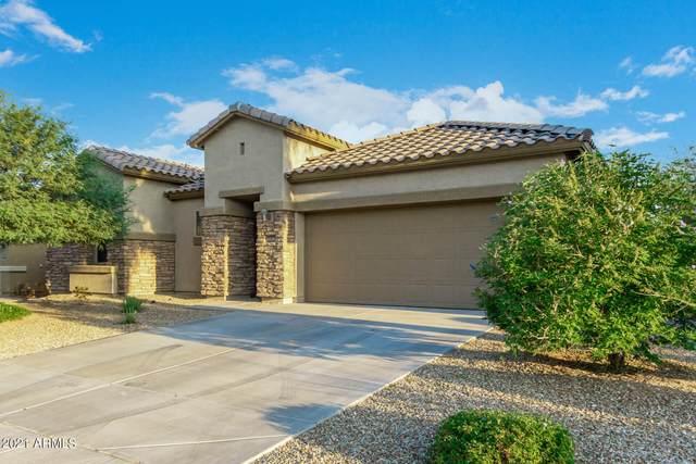 18239 W Vogel Avenue, Waddell, AZ 85355 (MLS #6285579) :: The Riddle Group