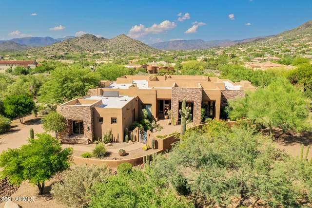5690 E Canyon Creek Circle, Carefree, AZ 85377 (MLS #6285644) :: The Dobbins Team