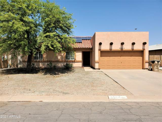 8904 W Pineveta Drive, Arizona City, AZ 85123 (MLS #6285684) :: Elite Home Advisors
