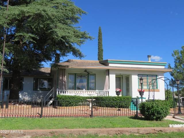 600 Hovland Street, Bisbee, AZ 85603 (MLS #6285787) :: Executive Realty Advisors