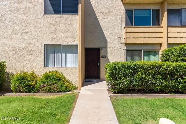 4630 N 68th Street #213, Scottsdale, AZ 85251 (MLS #6285793) :: Zolin Group