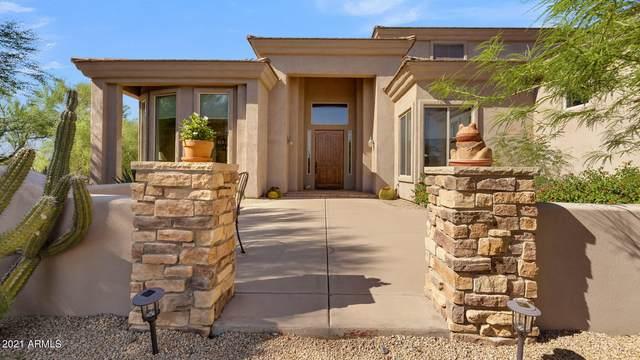 6724 E Calle De Las Estrellas, Cave Creek, AZ 85331 (MLS #6285832) :: Yost Realty Group at RE/MAX Casa Grande