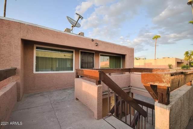 2642 N 43RD Avenue 6D, Phoenix, AZ 85009 (MLS #6285848) :: Executive Realty Advisors