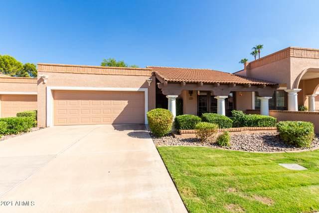 7681 N Via De Platina, Scottsdale, AZ 85258 (MLS #6285864) :: Long Realty West Valley