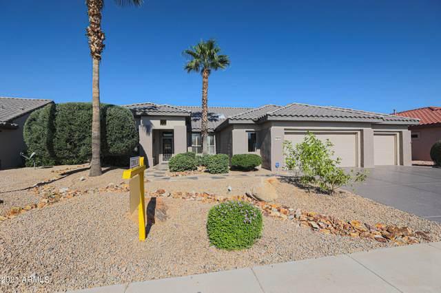 18010 N Saddle Ridge Drive, Surprise, AZ 85374 (MLS #6285866) :: Selling AZ Homes Team