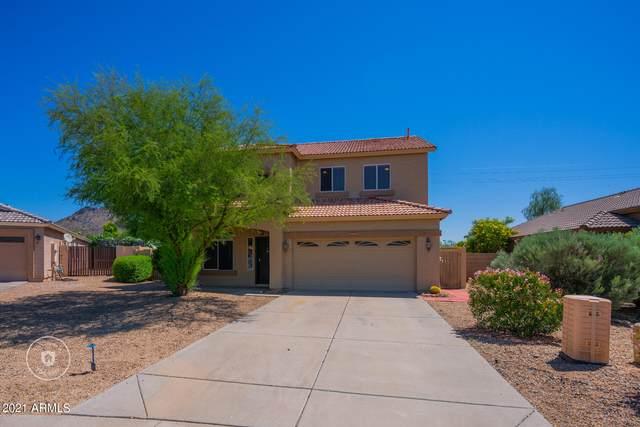 25083 N 67TH Drive, Peoria, AZ 85383 (MLS #6285867) :: Elite Home Advisors