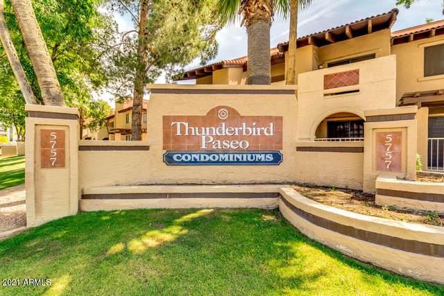 5757 W Eugie Avenue #1006, Glendale, AZ 85304 (MLS #6285890) :: West Desert Group | HomeSmart
