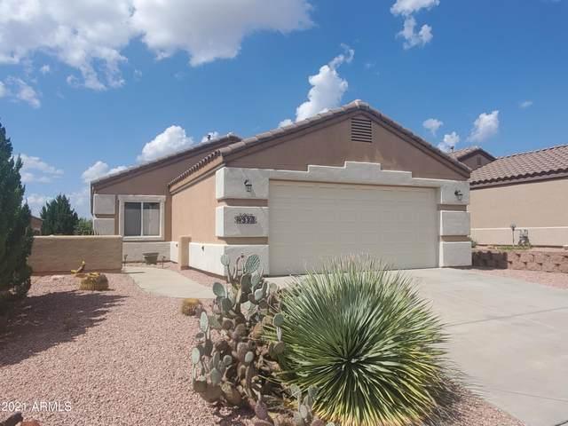 4932 E Meadow Vista Drive, Cornville, AZ 86325 (MLS #6285915) :: Elite Home Advisors