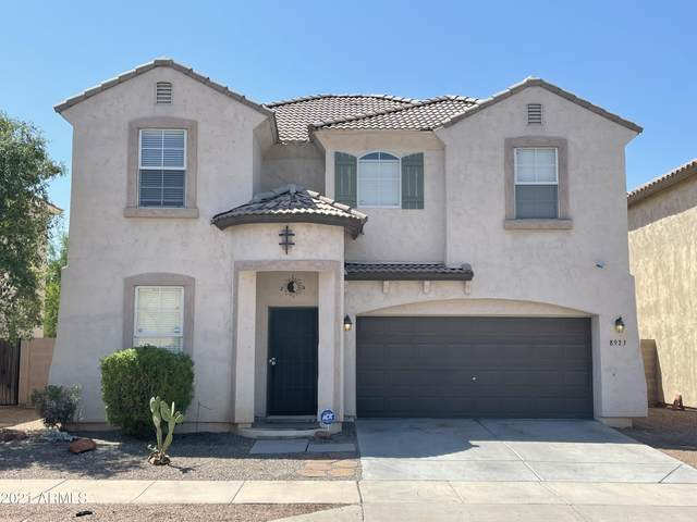 8923 W Preston Lane, Tolleson, AZ 85353 (MLS #6285920) :: Yost Realty Group at RE/MAX Casa Grande