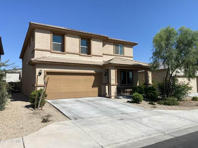 17317 N 114TH Drive, Surprise, AZ 85378 (MLS #6285943) :: Elite Home Advisors