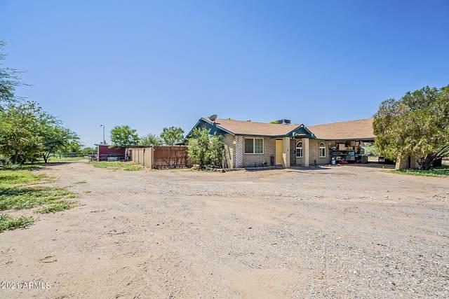19929 W Encanto Boulevard W, Buckeye, AZ 85396 (MLS #6285950) :: Klaus Team Real Estate Solutions