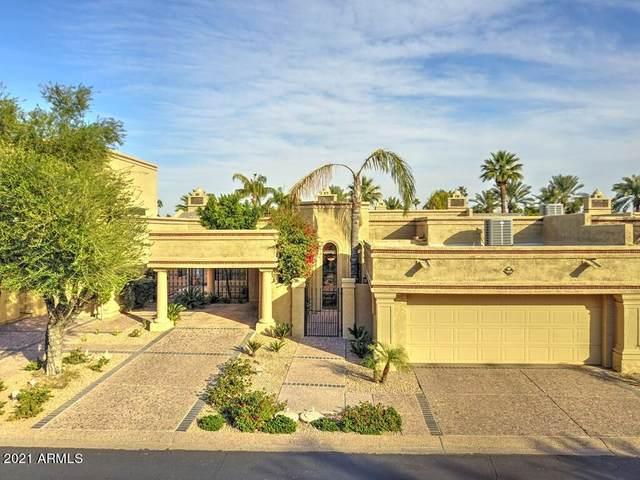 4605 N 65TH Street, Scottsdale, AZ 85251 (MLS #6285985) :: The Dobbins Team