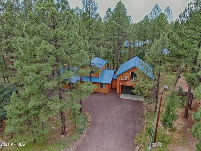 2748 Beaver Dam, Pinetop, AZ 85935 (MLS #6285986) :: Elite Home Advisors