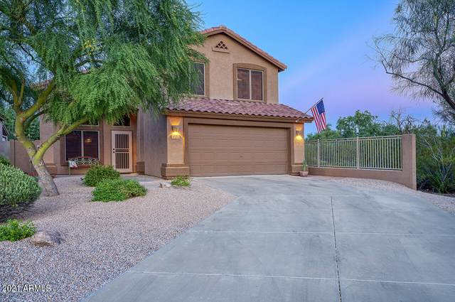 4531 E Cox Court, Cave Creek, AZ 85331 (MLS #6285991) :: Executive Realty Advisors